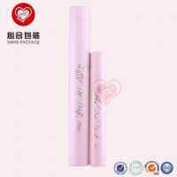 Hot Fashion Beautiful Design Cosmetics Mascara Paper Tube Box Paper Cosmetic Tube