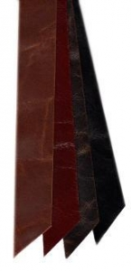 China Leather Bookmark on sale