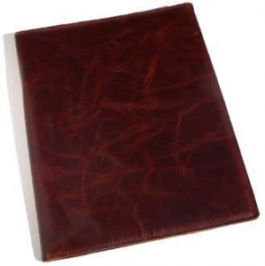 China Refillable Sketchbooks A3 Leather Sketchpad (11.69 x 16.54) on sale