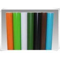 matte self adhesive cutting vinyl, color car graphics