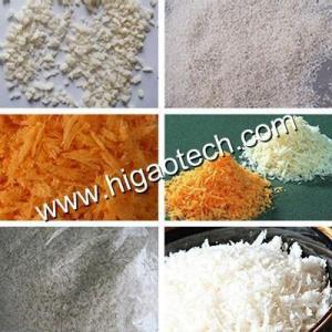 China Panko Bread Crumb ,tempura Food Extruded And Breadcrumb R... Snack Food Production Line on sale