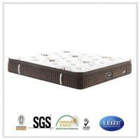 Deluxe Soft Gel Memory Foam Euro Top Pocket Spring Mattress King Size
