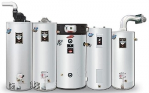 China Gas fired water heaters on sale