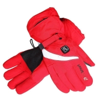 China Battery heated gloves waterproof snowboard/ski/snowmobile gloves kit on sale