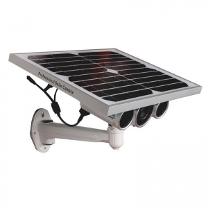 China Outdoor Wireless Security Solar Powered IP Camera on sale