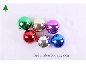 China 4cm Christmas bright ball - electroplated ball - ball Christmas decorations for Christmas on sale