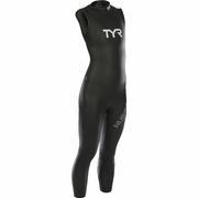 China TYR Hurricane Category 1 Sleeveless Triathlon Wetsuit - Women's on sale