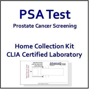 China PSA Test-Home Prostate Cancer Screening on sale