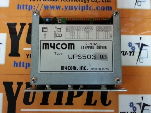 China Mycom UPS503-03 5 Phase Stepping Motor Driver on sale