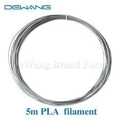 China Gray 1.75mm /3mm PLA 3D Printer Filament For 3D Printer Pen Doodle Drawing on sale