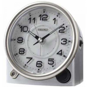 China Seiko QHE143ALH Ultimate II Alarm Clock on sale
