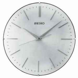 China Seiko QXA630ALH Contemporary Wall Clock on sale