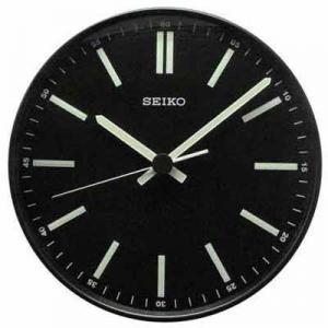 China Seiko QXA521JLH Contemporary Luminous Wall Clock on sale
