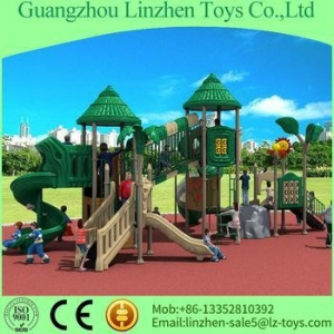 China outdoor play set children playground equipment China on sale