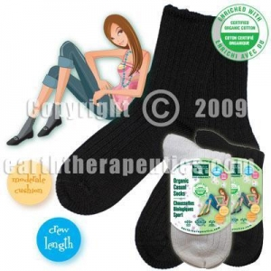 China FOOT THERAPY ORGANIC Casual Socks for Women on sale
