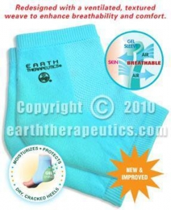 China FOOT THERAPY INTENSIVE Soft-Heels Gel Sleeves on sale