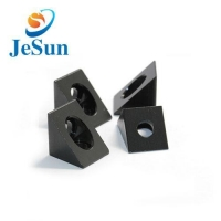 China Anode black Precision Metal Part Aluminum Custom Manufacturing on sale