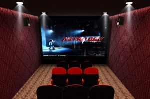 China Multiplayers 5D Cinema Adventure Movies Electronic Film Equipment 4D Theater on sale