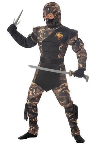 for boys ninja costumes - ninja halloween costumes for kids