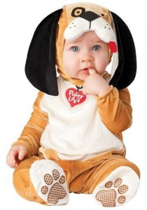 China Child Halloween Costumes Infant Pound Puppy Costume on sale