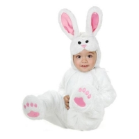 China Child Halloween Costumes Little White Bunny Costume on sale