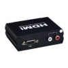 China AV to HDMI to Audio Converter and HDMI to VGA R L Converter for sale