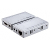 China 30Mamd 60m HDMI Extender Single Via Cat5e Cat6e with Bi Directional IR Control Silver for sale