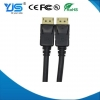 China Displayport monitor Adapter Cable Small Sheel Dp to HDMI Adapter cable for sale