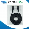 China High Performance 1.8M 20PIN HDMI Cable High Speed Metallic Flat Ribbon HDMI 1.4 Versions for sale