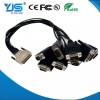 China SCSI Cable Customized SCSI Cable with Vhdci 68-Pin Cable Hpdb 68 Cable for sale