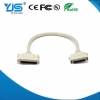 China SCSI DB25 Pin Connector Male To CN50 Pin Male Cable Factory&Manufacturer&Supplier for sale