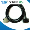 China Half Pitch 50 Way Centronics SCSI Cable Intermec CN50 CN51 Wire Assembly Factory for sale