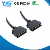 China SCSI Cable SCSI Assembly Cable14 20 26 36 50 68 100PIN Connector for sale