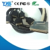China PVC Jacket Full Form 68Pin SCSI Cable CN to DB Type 68Pin Conector IDE Cable Adapter Types for sale