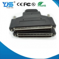 Metal Assembly HDB100P SCSI Cable 100Pin to 100PIN SCSI Server Line Cable