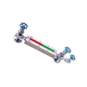 China Double color quartz tube liquid level meter wholesale