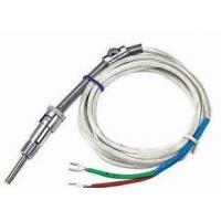 Compression spring thermocouple