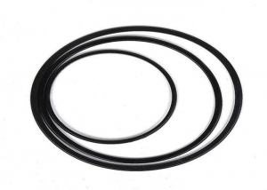 China Non Standard D Ring Seal , PU / NBR Corrosion Resistance Breaker Backup O Ring on sale