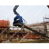 BY-VH330 Vibratory Pile Driver