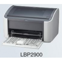 China Canon CANON LASER SHOT monochrome laser printer LBP2900 on sale