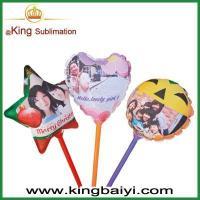 China Sublimation blanks DIY Inkjet printable photo balloon on sale
