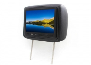 China Black Taxi Touch Screen Android LCD AD Media Player With Content Management System on sale