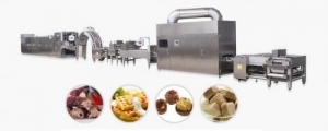 China Commercial-27(gas heating)standard from baking wafer biscuit production line on sale