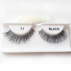 China Flase Eyelashes Hot sales wholesale synthetic false eyelashes uk ES76 on sale