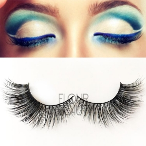 China Mink Lashes Hot selling mink fur eyelashes in private label for nyc ES5 on sale