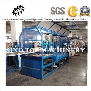China High Speed Paper Edge Protector Machine on sale