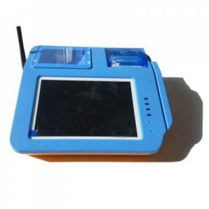 China 7 inch touch screen touch android pos device terminal with build In thermal printer pos thermal on sale