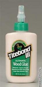 China Adhesive Titebond Ultimate Wood Glue on sale