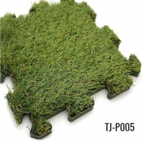 China Fake Grass with Little cost DIY Artificial Turf on sale