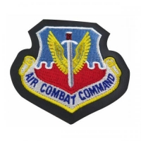 China Air Combat Command Embroidery Army Patch on sale